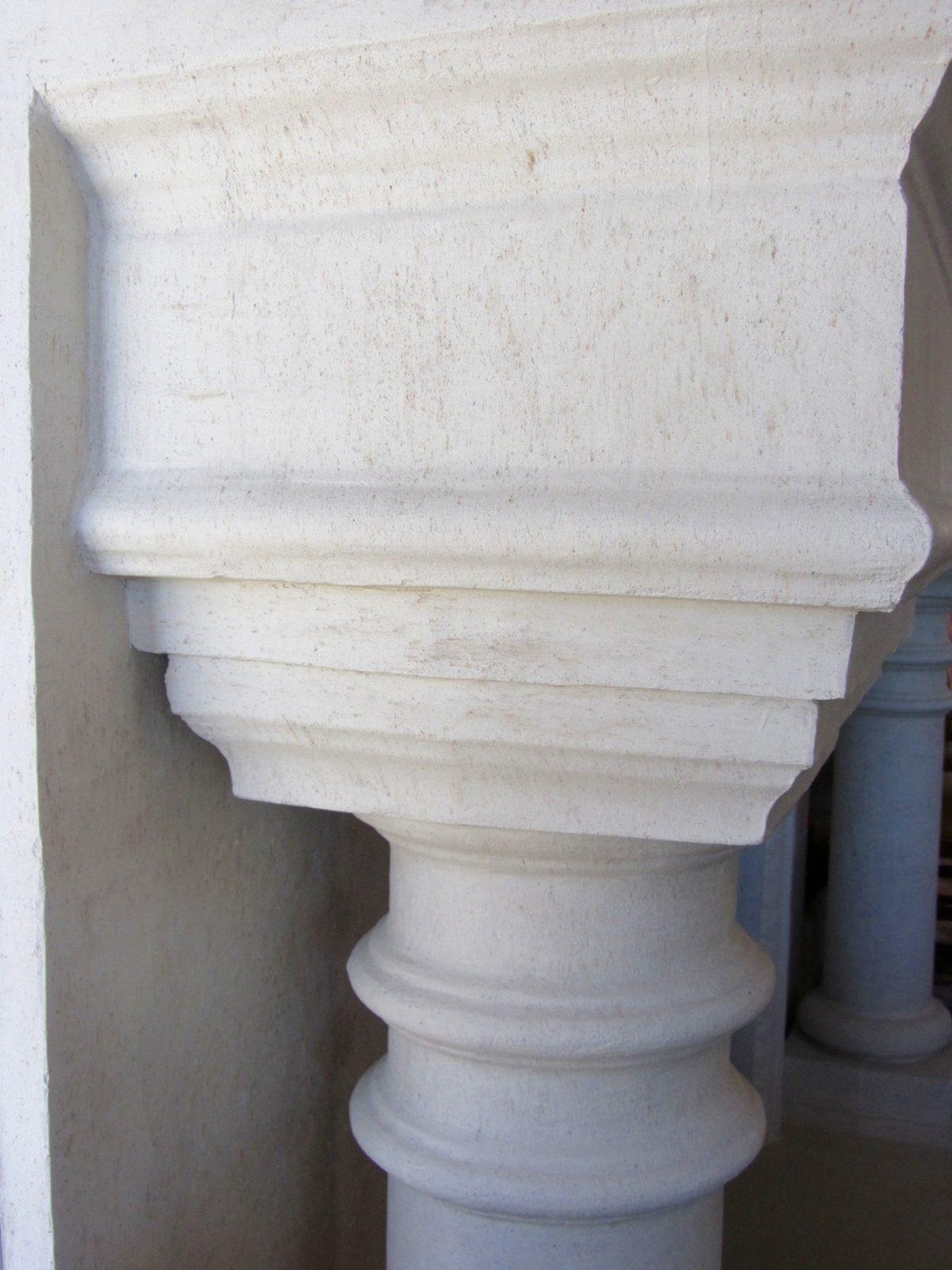 Faux Limestone - 1
