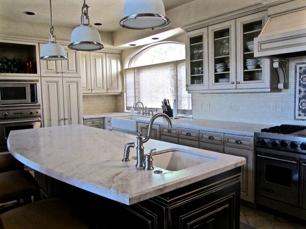 Kitchen Cabinet Recolor