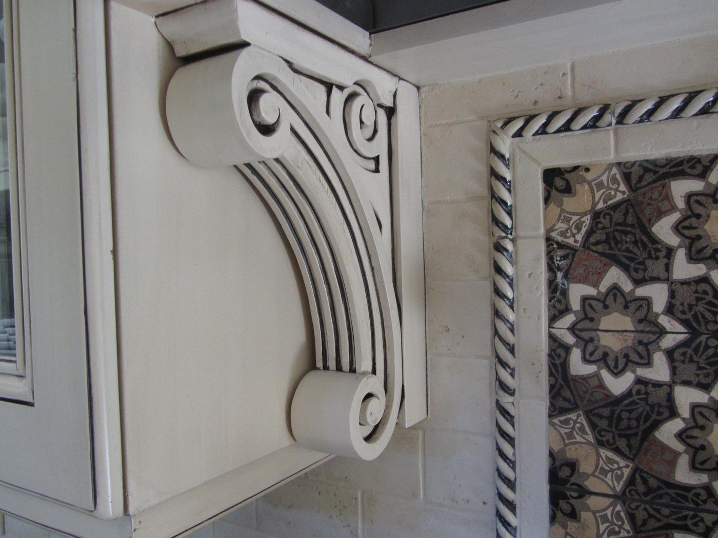 Kitchen Cabinet Refinish