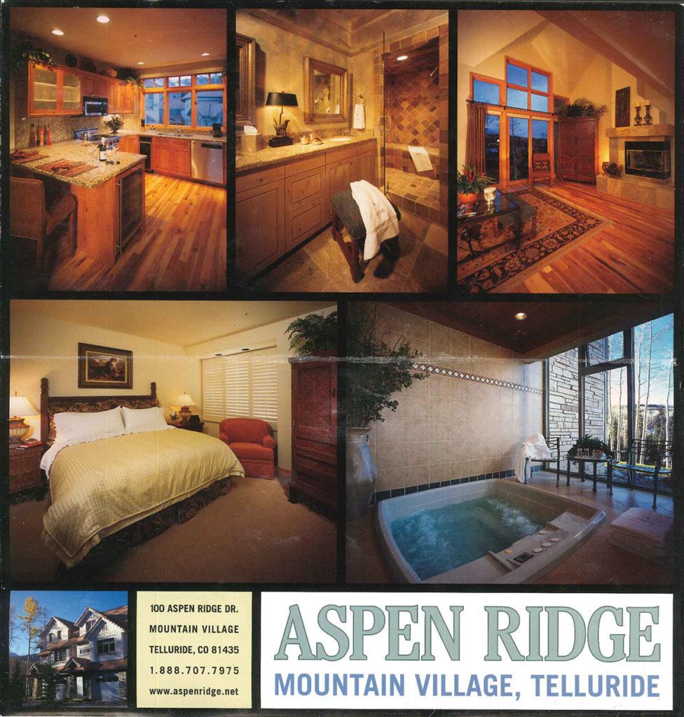 Aspen Ridge, Mountain Village - Telluride, Colorado