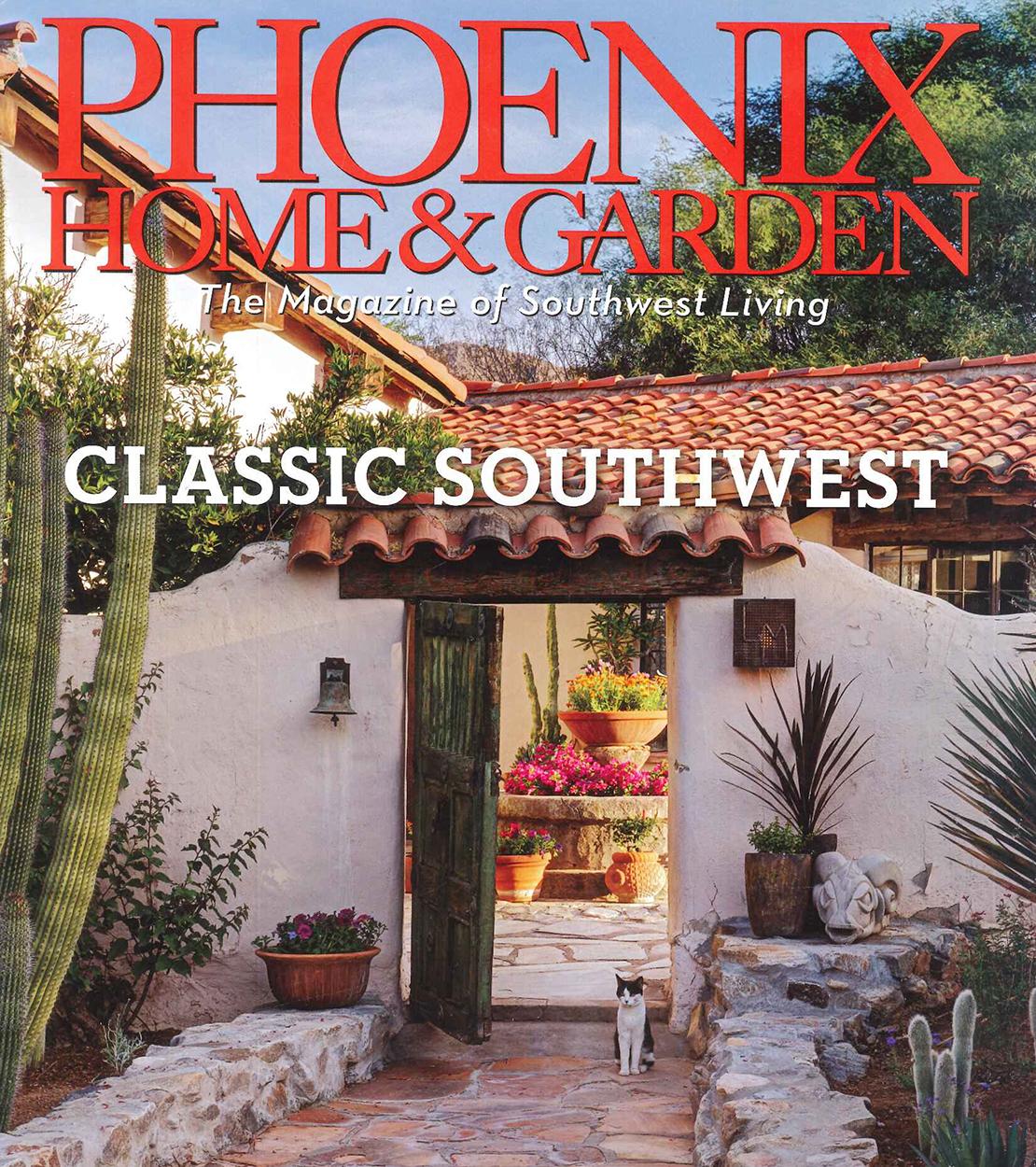 Phoenix Home & Garden - July 2013; Scottsdale