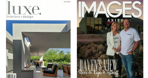 arizona magazine covers luxe images az