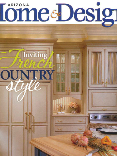 Arizona Home & Design – Sept/Oct 2008; Desert Mountain in Scottsdale