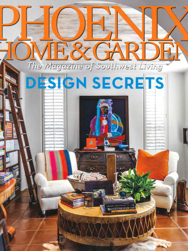 Phoenix Home & Garden – September 2013; Carefree