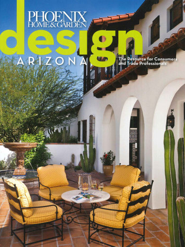 Phoenix Home & Garden Design Arizona; Chandler